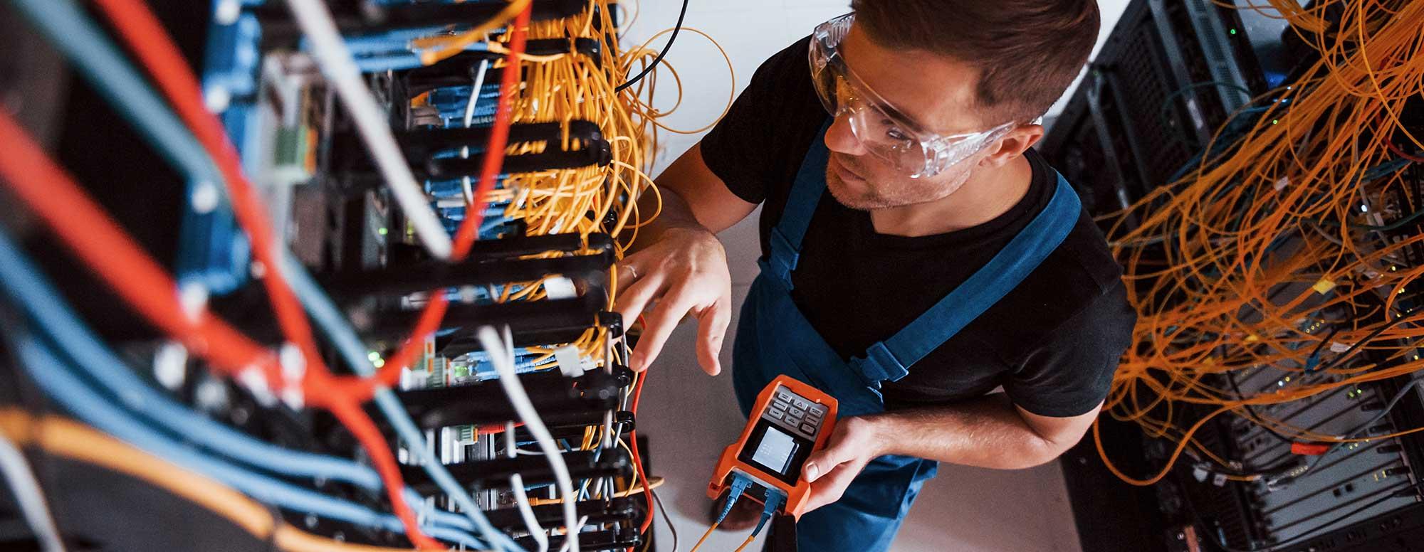 Daten- und Netzwerktechnik
