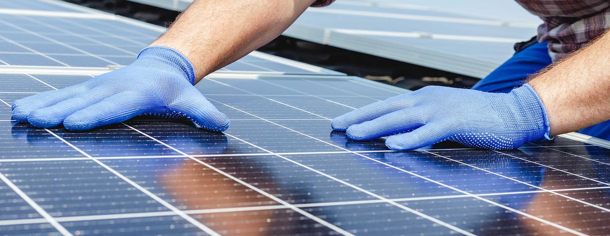Photovoltaik-Anlagen
